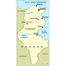 La Carte Tunisie