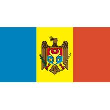Moldavie : drapeau national