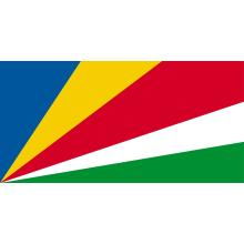 Seychelles : drapeau national