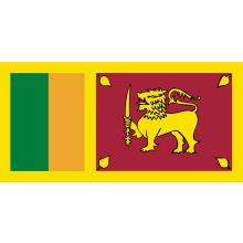 Sri Lanka : drapeau national